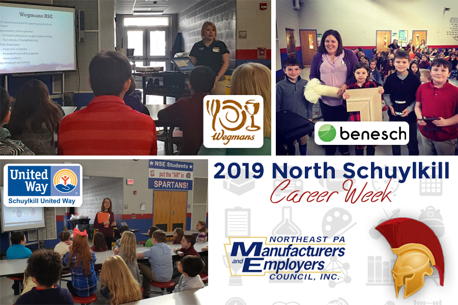 Council Coordinates Speakers For NS Career Week